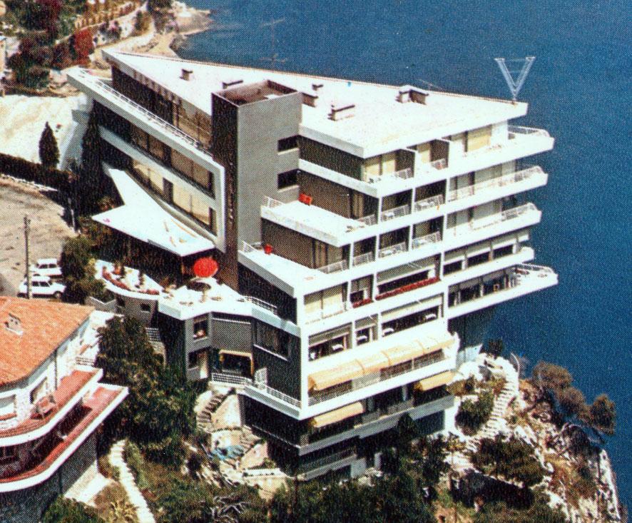 Restaurant Le Vista Palace Roquebrune