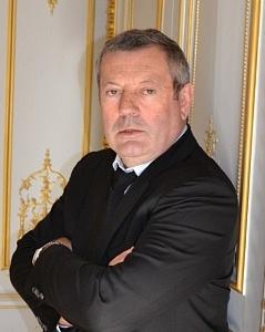 Roland Héguy, président de l'UMIH