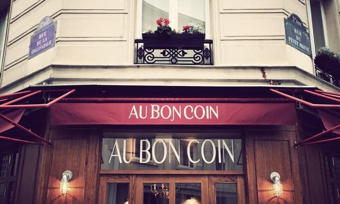 Au bon coin un bistrot parisien qui porte bien son nom lecoq gourmand - Au bon coin 31 ameublement ...