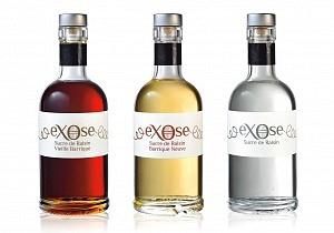 Groupe 3 gamme bouteilles en verre 0,5 L