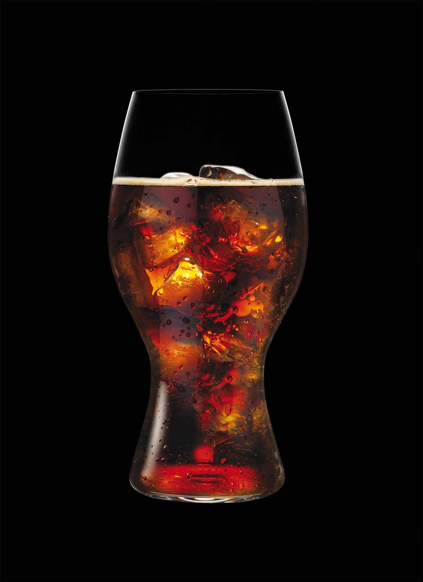 un verre d gustation pour coca cola lecoq gourmand. Black Bedroom Furniture Sets. Home Design Ideas