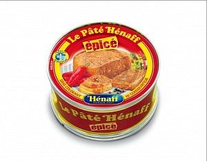 Pâté Hénaff Epicé 154g