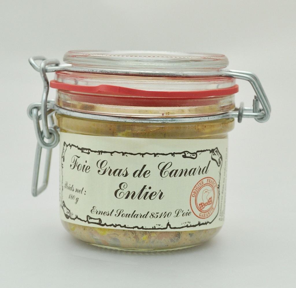 Entier cons ver 180g lecoq gourmand - Comment cuisiner le canard entier ...