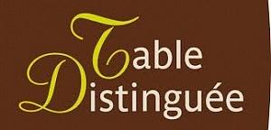Table Distinguée