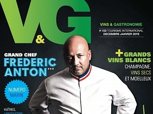 COUVERTURE V&G magazine 153