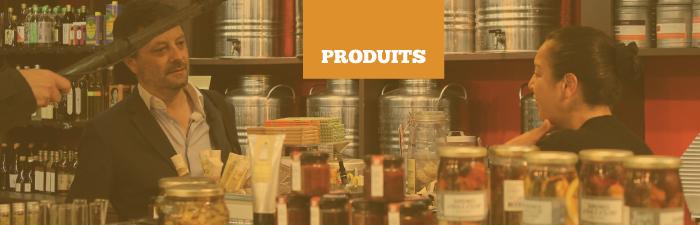 Lecoq Gourmand - Produits