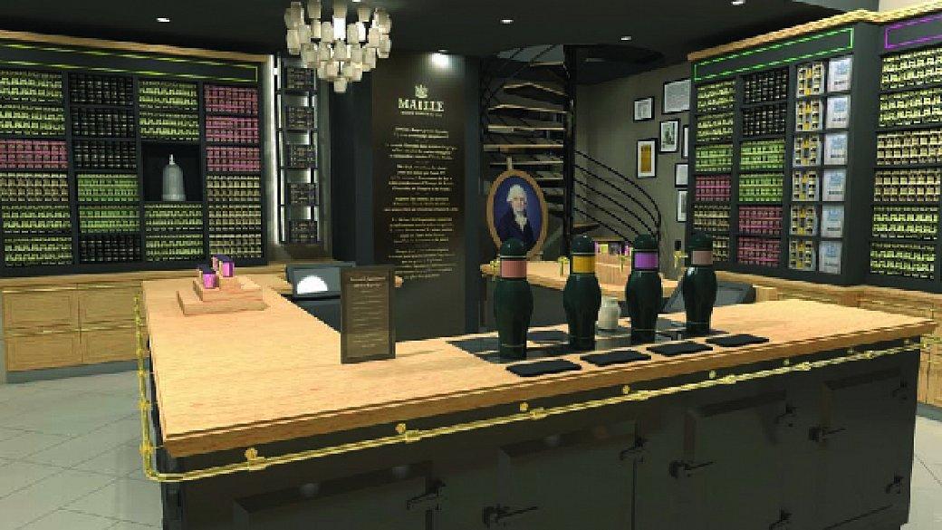Maille ouvre une nouvelle boutique paris lecoq gourmand - Boutique la redoute paris ...