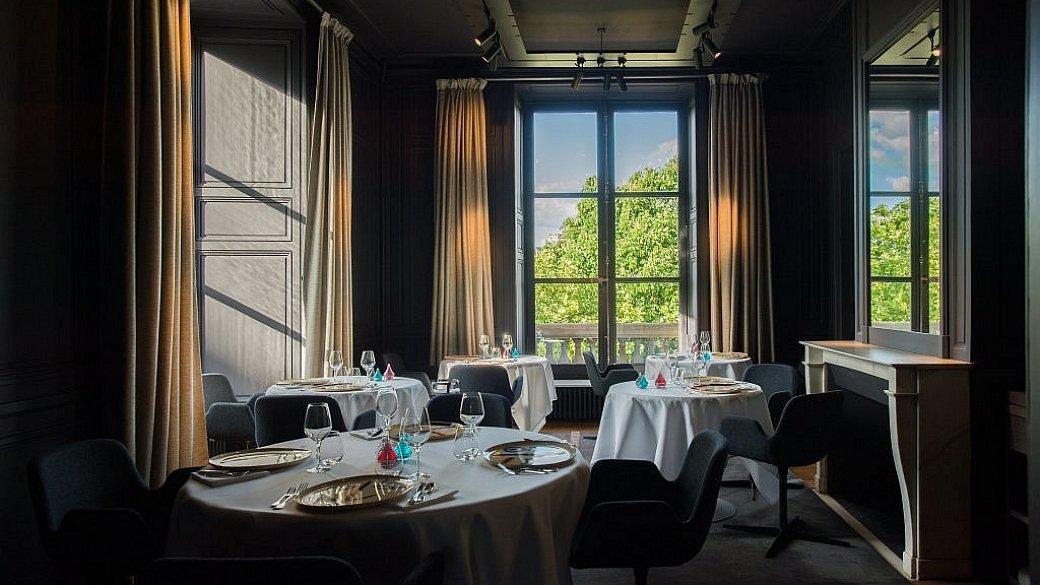 Restaurant Guy Savoy Monnaie De Paris  Quai De Conti