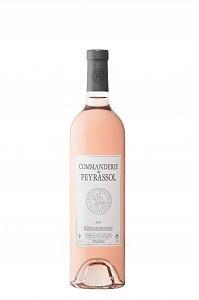 Commanderie de Peyrassol rose