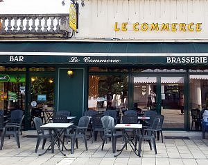 le commerce - brasserie