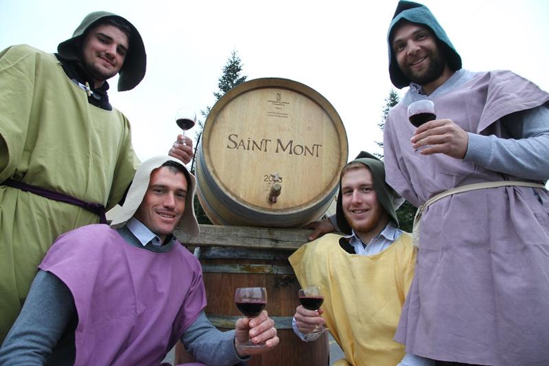 Du 29 au 31 mars : c'est la fête à Saint Mont !