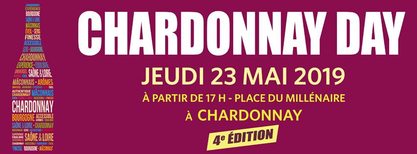 Rendez-vous le 23 mai pour le Chardonnay Day